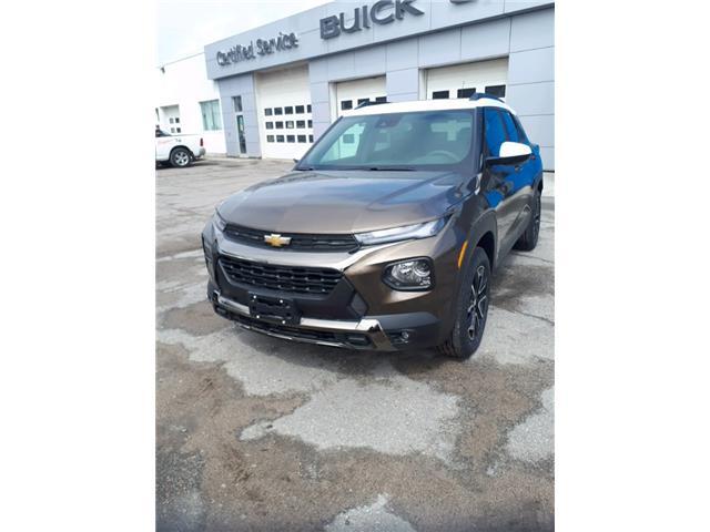 2021 Chevrolet TrailBlazer ACTIV (Stk: 21056) in Espanola - Image 1 of 6