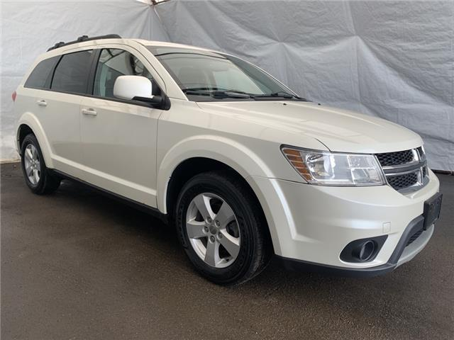 2012 Dodge Journey SXT & Crew (Stk: IU2261) in Thunder Bay - Image 1 of 24