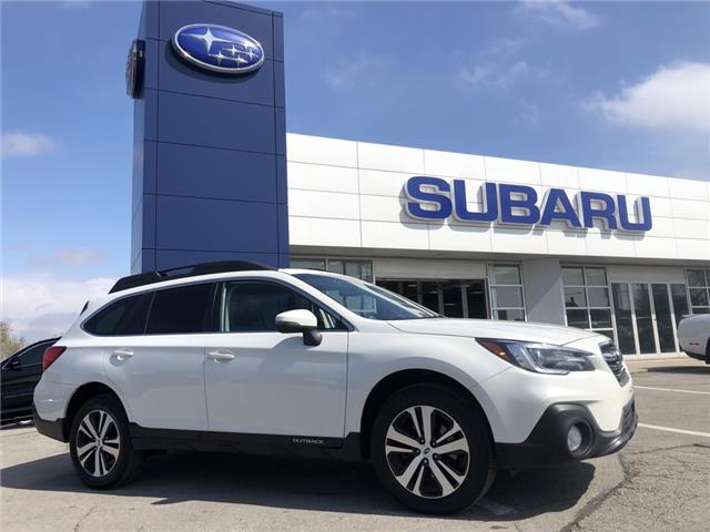 2018 Subaru Outback 2.5i Limited (Stk: L020) in Newmarket - Image 1 of 14