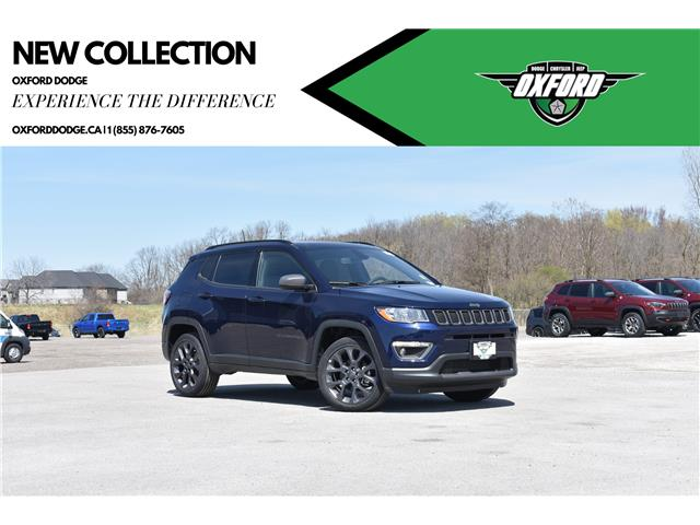 2021 Jeep Compass North (Stk: 21360) in London - Image 1 of 22