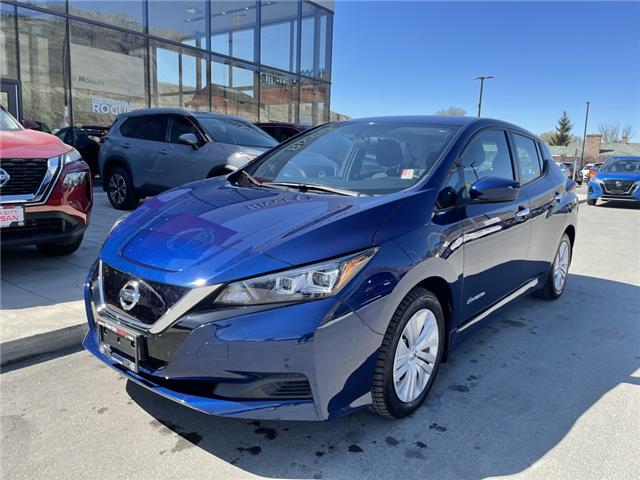 2019 Nissan LEAF S (Stk: UT1526B) in Kamloops - Image 1 of 24