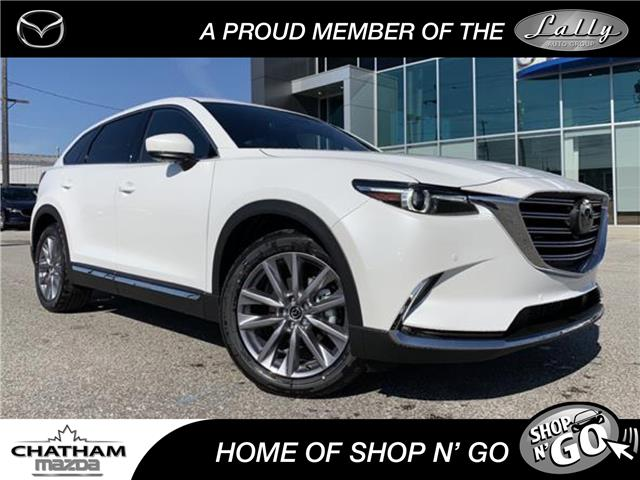 2021 Mazda CX-9 GT (Stk: NM3476) in Chatham - Image 1 of 25
