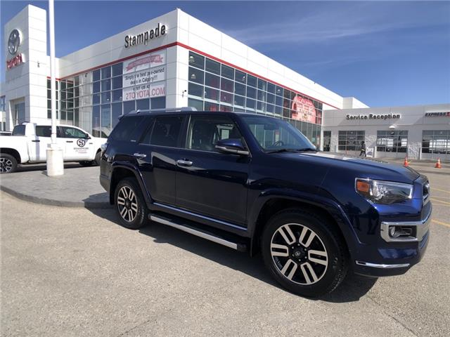 2018 Toyota 4Runner SR5 (Stk: 210485A) in Calgary - Image 1 of 27