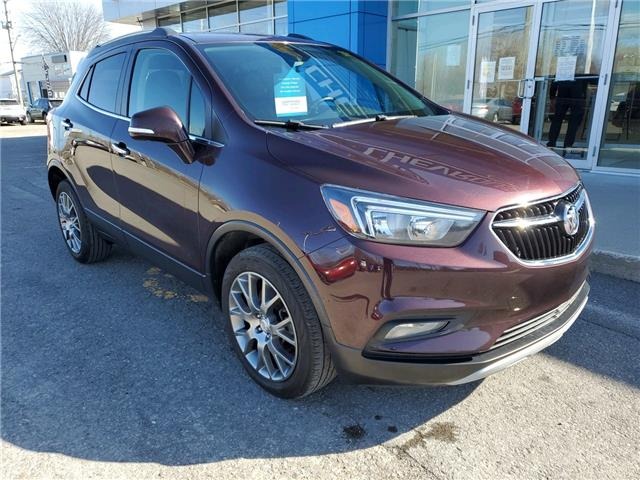 2018 Buick Encore Sport Touring (Stk: H0847) in Hawkesbury - Image 1 of 13