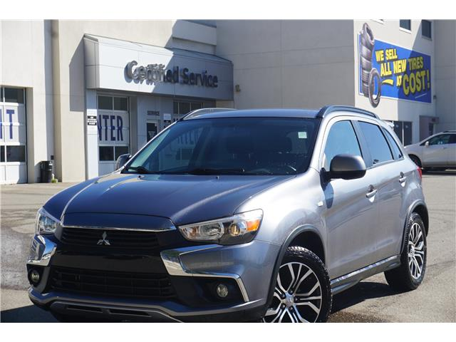 2017 Mitsubishi RVR SE (Stk: 21-167B) in Salmon Arm - Image 1 of 22