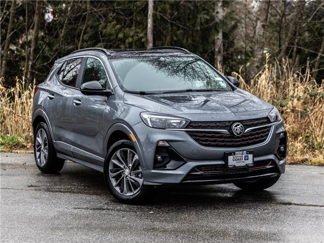 2021 Buick Encore GX Select (Stk: NM083927) in Sechelt - Image 1 of 28