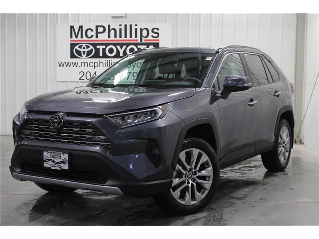 2021 Toyota RAV4 Limited (Stk: C200585) in Winnipeg - Image 1 of 20