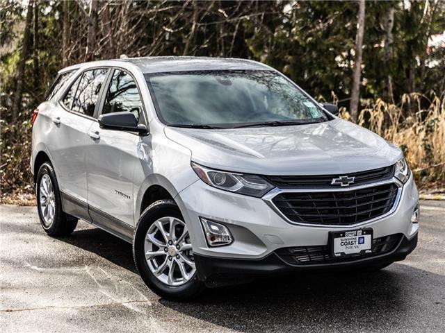 2021 Chevrolet Equinox LS (Stk: TM138116) in Sechelt - Image 1 of 20
