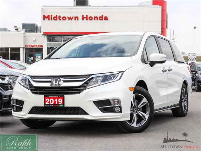 2019 Honda Odyssey EX-L (Stk: P14634) in North York - Image 1 of 30