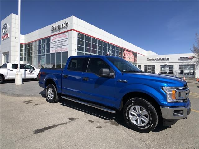 2020 Ford F-150 XLT (Stk: 9402A) in Calgary - Image 1 of 20