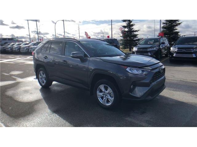 2021 Toyota RAV4 XLE (Stk: 210537) in Calgary - Image 1 of 21