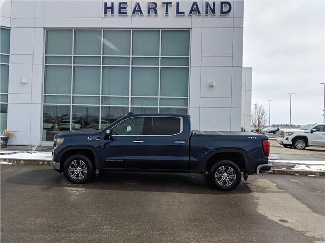 2019 GMC Sierra 1500 SLT (Stk: MLT122A) in Fort Saskatchewan - Image 1 of 38