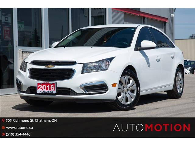 2016 Chevrolet Cruze Limited 1LT (Stk: 21501) in Chatham - Image 1 of 21