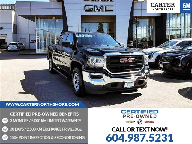 2018 GMC Sierra 1500 Base (Stk: 1L23681) in North Vancouver - Image 1 of 27
