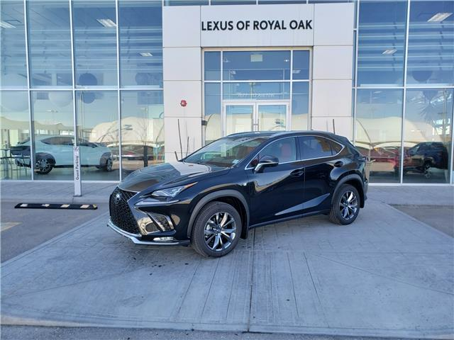 2021 Lexus NX 300 Base (Stk: L21317) in Calgary - Image 1 of 13