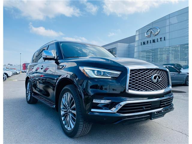 2019 Infiniti QX80 LUXE 7 Passenger (Stk: H8506) in Thornhill - Image 1 of 22