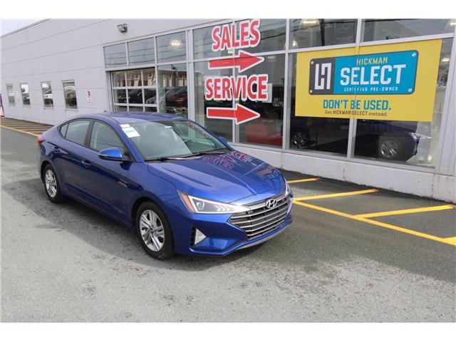 2019 Hyundai Elantra Preferred (Stk: PSW96821) in St. John\'s - Image 1 of 21