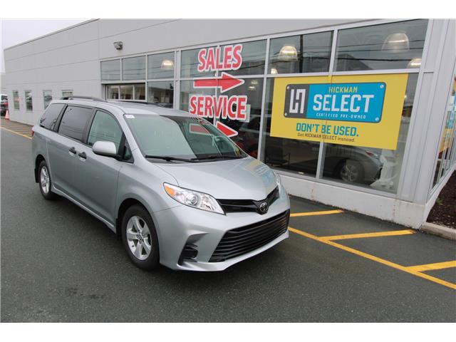 2020 Toyota Sienna CE 7-Passenger (Stk: PSW96746) in St. John\'s - Image 1 of 21