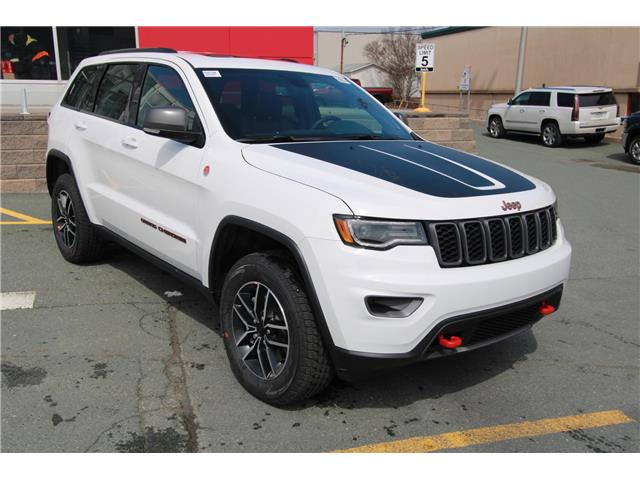 2021 Jeep Grand Cherokee Trailhawk (Stk: PW2760) in St. John\'s - Image 1 of 22