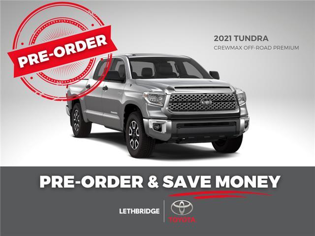 2021 Toyota Tundra SR5 (Stk: TP4DY5F1TD) in Lethbridge - Image 1 of 1