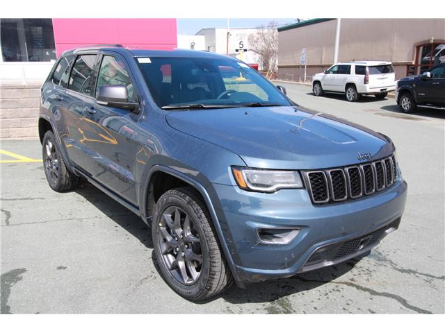 2021 Jeep Grand Cherokee Limited (Stk: PW2720) in St. John\'s - Image 1 of 20