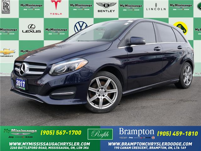2017 Mercedes-Benz B-Class Sports Tourer (Stk: 1430) in Mississauga - Image 1 of 27