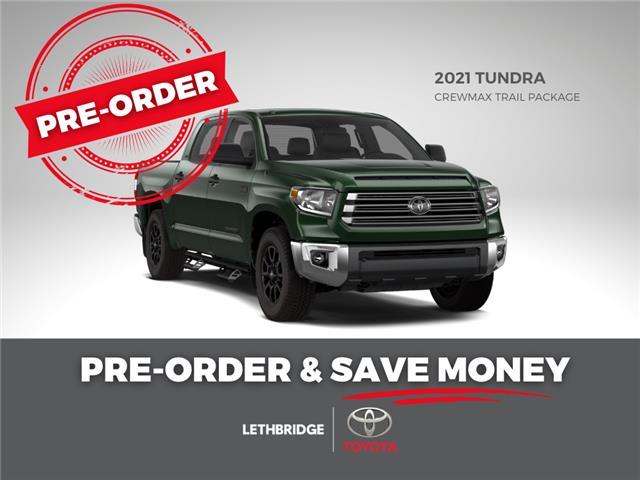 2021 Toyota Tundra SR5 (Stk: TP4DY5F1TS) in Lethbridge - Image 1 of 1