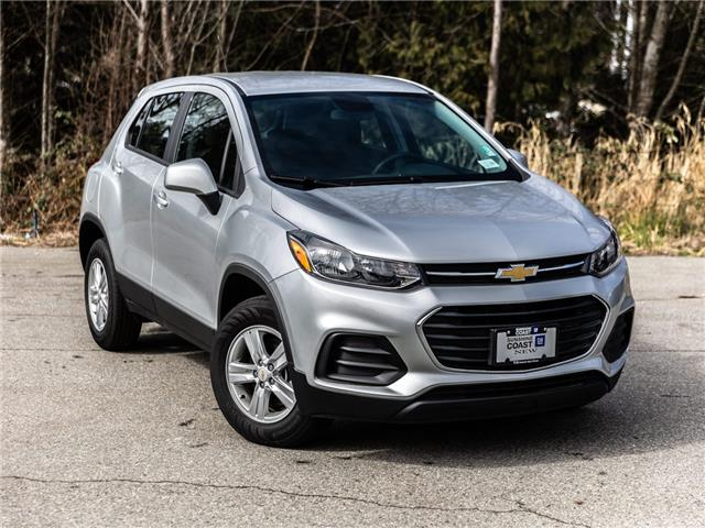 2021 Chevrolet Trax LT (Stk: TM311457) in Sechelt - Image 1 of 22