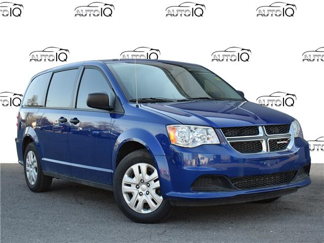 2018 Dodge Grand Caravan CVP/SXT (Stk: 96920) in St. Thomas - Image 1 of 23