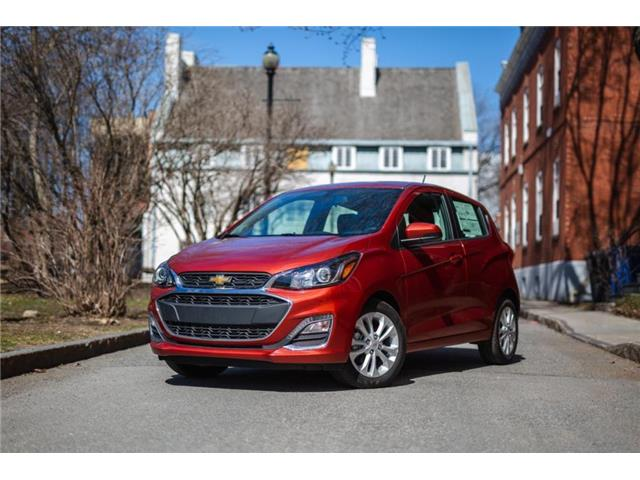 2021 Chevrolet Spark 1LT CVT (Stk: M0012) in Trois-Rivières - Image 1 of 30