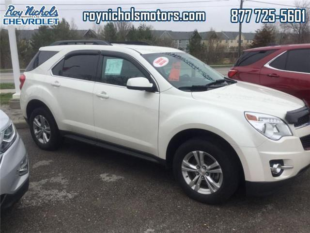 2015 Chevrolet Equinox 1LT (Stk: X132A) in Courtice - Image 1 of 14