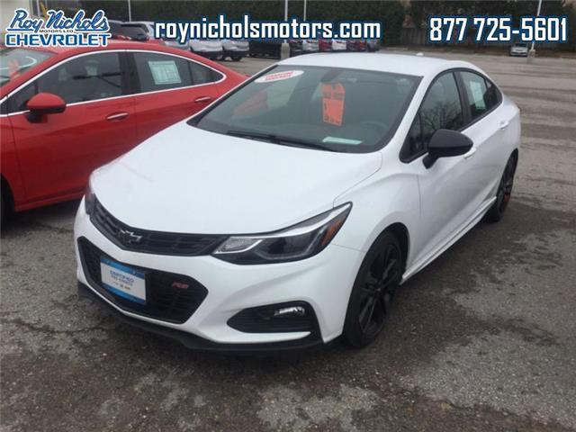 2018 Chevrolet Cruze LT Auto (Stk: X227A) in Courtice - Image 1 of 13