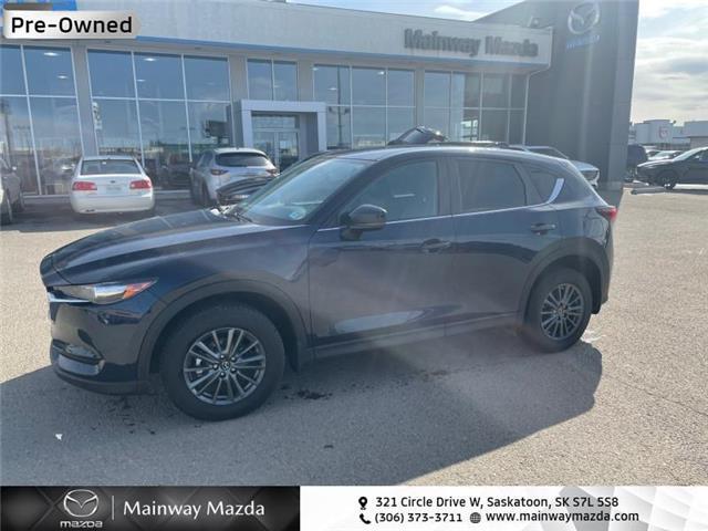 2019 Mazda CX-5 GS (Stk: PR19173) in Saskatoon - Image 1 of 15
