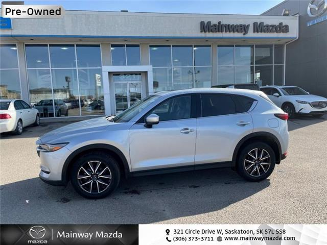 2018 Mazda CX-5 GT (Stk: M21058A) in Saskatoon - Image 1 of 18