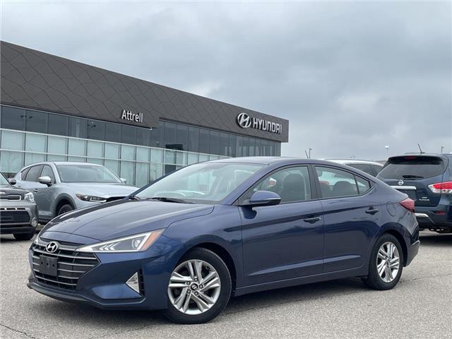 2019 Hyundai Elantra Preferred (Stk: 4430) in Brampton - Image 1 of 25