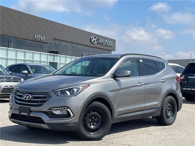 2017 Hyundai Santa Fe Sport  (Stk: 37181A) in Brampton - Image 1 of 24