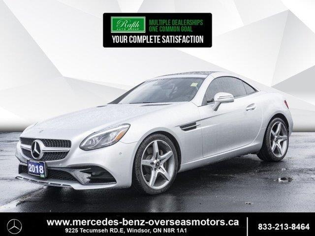 2018 Mercedes-Benz SLC 300 Base (Stk: PM7990) in Windsor - Image 1 of 21