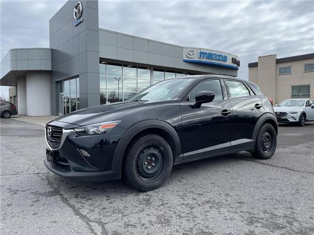 2019 Mazda CX-3 GS (Stk: 21T046A) in Kingston - Image 1 of 17