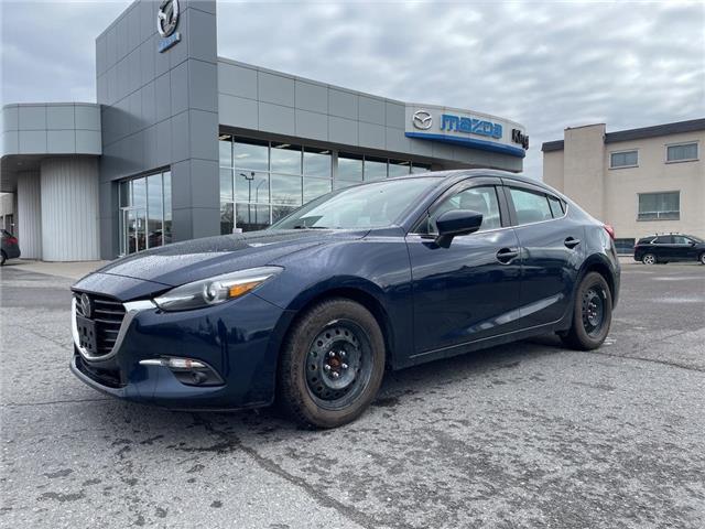 2018 Mazda Mazda3 GT (Stk: 21t098a) in Kingston - Image 1 of 2