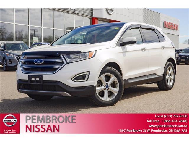 2017 Ford Edge Titanium (Stk: 21040A) in Pembroke - Image 1 of 30