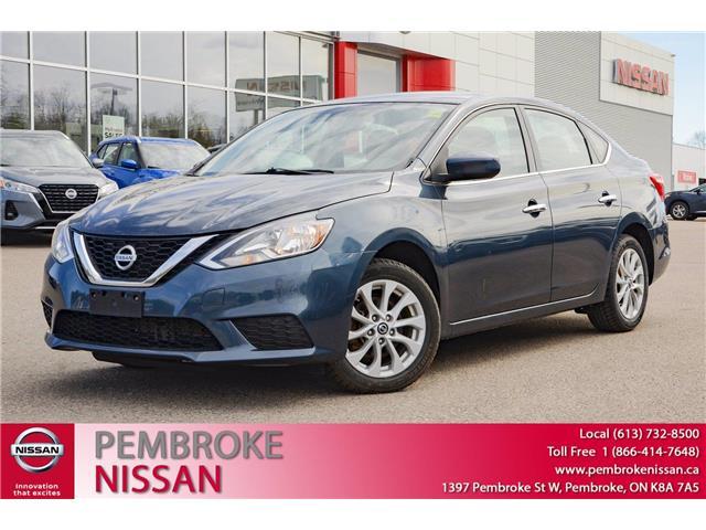 2016 Nissan Sentra  (Stk: 20179A) in Pembroke - Image 1 of 11