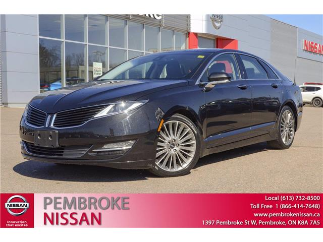2014 Lincoln MKZ Base (Stk: 21086A) in Pembroke - Image 1 of 30