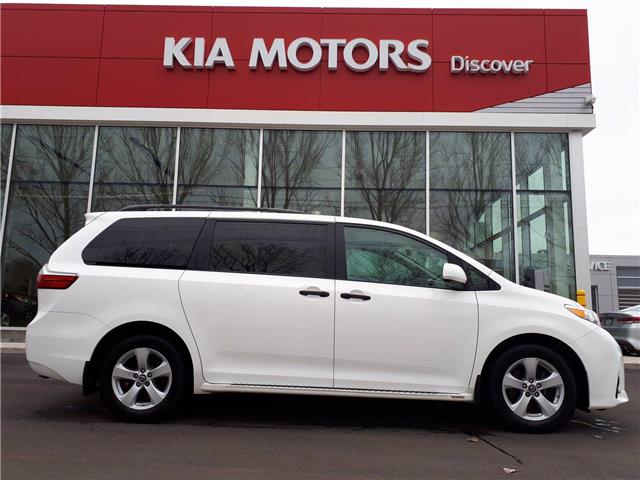 2018 Toyota Sienna 7-Passenger (Stk: X5053A) in Charlottetown - Image 1 of 9
