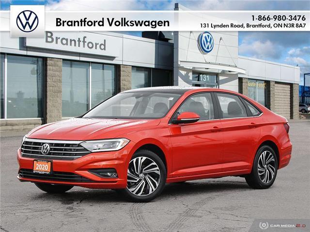 2020 Volkswagen Jetta Execline (Stk: P04511) in Brantford - Image 1 of 27