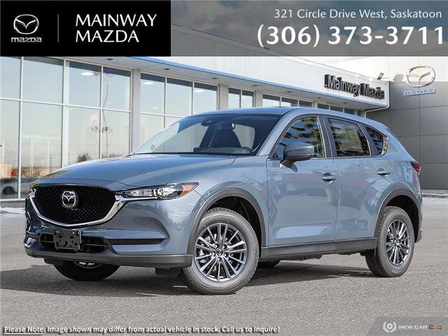 2021 Mazda CX-5 GS w/Comfort Package (Stk: M21265) in Saskatoon - Image 1 of 22