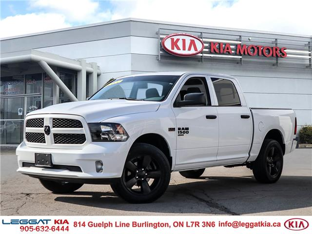 2019 RAM 1500 Classic ST (Stk: 194-21A) in Burlington - Image 1 of 24