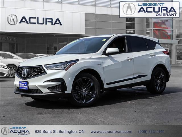 2019 Acura RDX A-Spec (Stk: 4466) in Burlington - Image 1 of 30