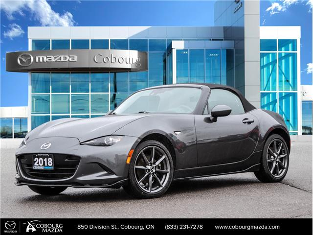 2018 Mazda MX-5 GT (Stk: 21136A) in Cobourg - Image 1 of 29