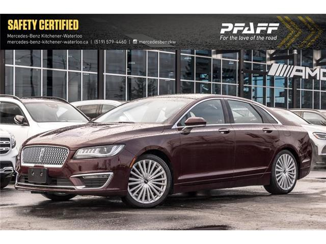 2017 Lincoln MKZ Reserve (Stk: 39520A) in Kitchener - Image 1 of 25