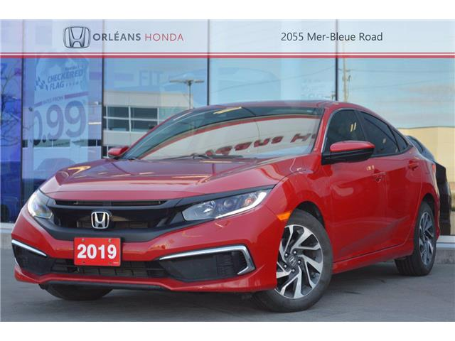 2019 Honda Civic EX (Stk: P1413) in Orléans - Image 1 of 24